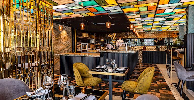 The Harbour Club Zuid - Restaurant