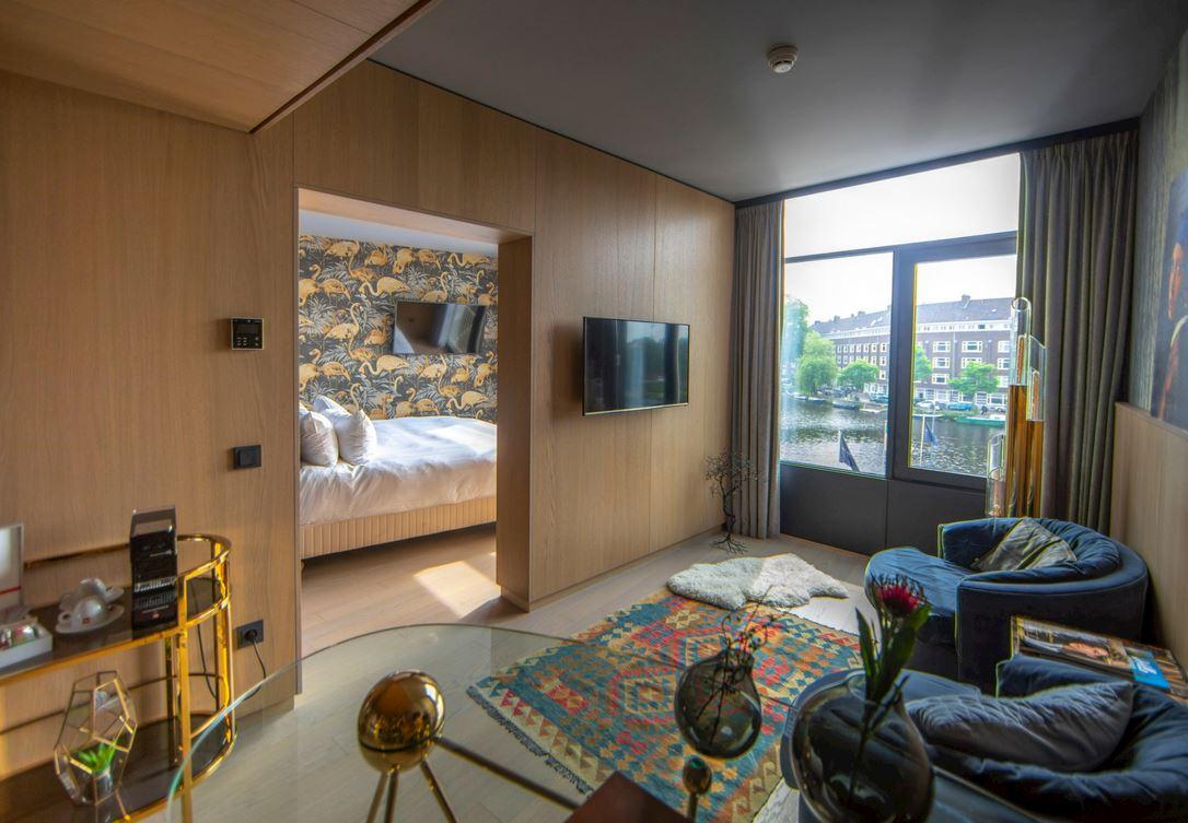 Harbour View Suite met Kingbed